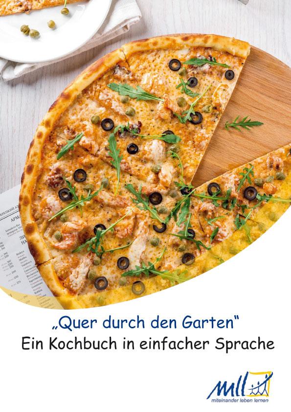 Kochbuch - Umschlag